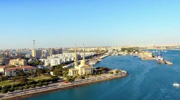 Hotels in Suez