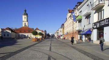 Białystok Hotele