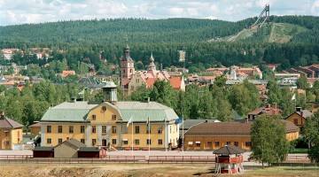 Hotels in Falun