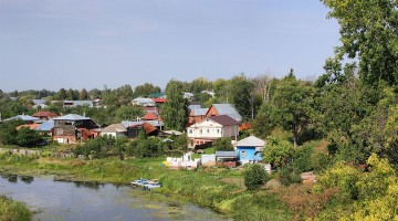 Hotels in Suzdal