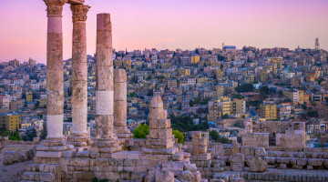 Cheap Flights to Amman