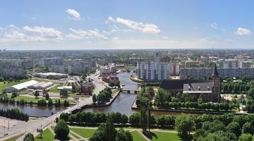Hotels in Kaliningrad