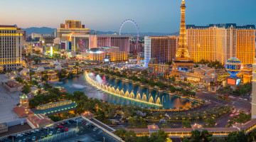 Las Vegas Hotels & Accommodation