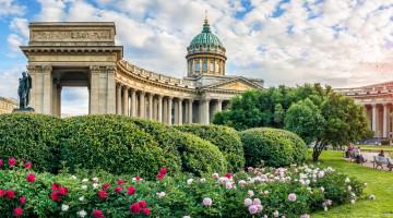 Hotels in St Petersburg
