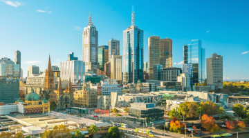 Melbourne Hotels & Accommodation
