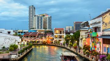 Hotels in Malacca
