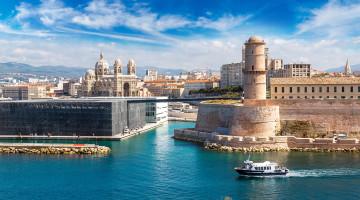 Cheap Flights to Marseille