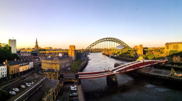 Cheap Flights to Newcastle