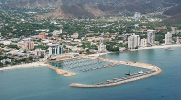 Hotels in Santa Marta