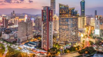 Hotels in Shenzhen