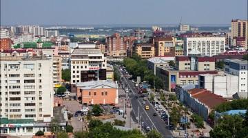 Hotels in Tyumen