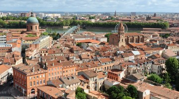 Cheap Flights to Toulouse