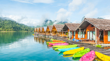 Hotels in Surat Thani