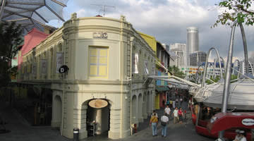 Hotels in Clarke Quay / Riverside