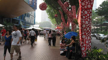 Hotels in Orchard Road