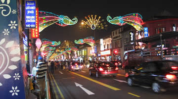 Hotels in Little India