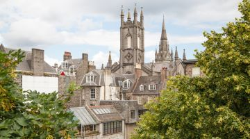Cheap Flights to Aberdeen