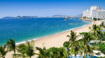 Cheap Flights to Acapulco