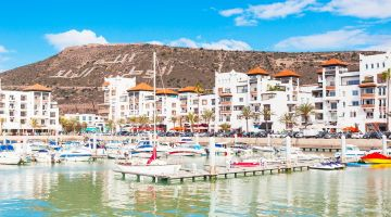 Cheap Flights to Agadir
