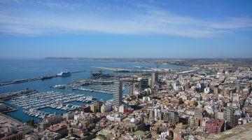 Cheap Flights to Alicante