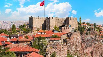 Cheap Flights to Ankara