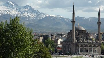 Cheap Flights to Kayseri