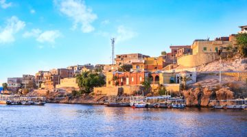 Cheap Flights to Aswan