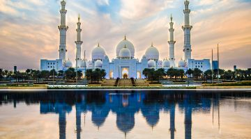 Cheap Flights to Abu Dhabi