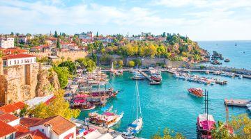 Cheap Flights to Antalya