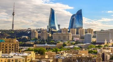 Cheap Flights to Baku