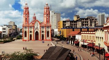 Cheap Flights to Barranquilla