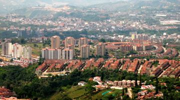 Cheap Flights to Bucaramanga