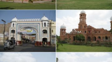 Cheap Flights to Bahawalpur