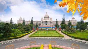 Cheap Flights to Bangalore