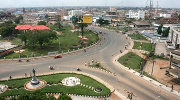 Cheap Flights to Benin City