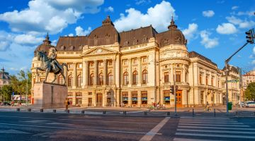 Cheap Flights to Bucharest
