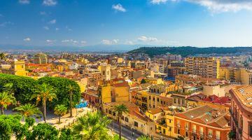 Voli low cost per Cagliari