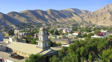 Cheap Flights to Copiapo