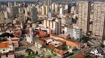 Cheap Flights to Curitiba