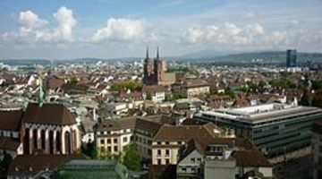 Cheap Flights to Basel
