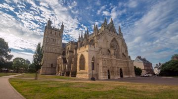 Cheap Flights to Exeter