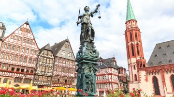 Cheap Flights to Frankfurt