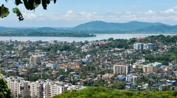Cheap Flights to Guwahati
