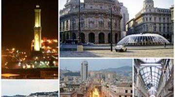 Cheap Flights to Genoa