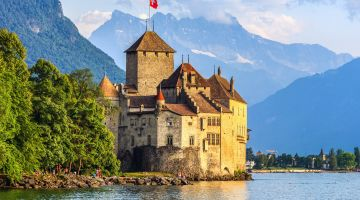 Cheap Flights to Geneva