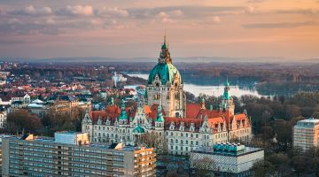 Cheap Flights to Hannover