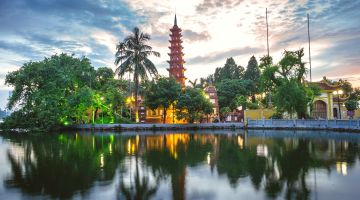 Cheap Flights to Hanoi