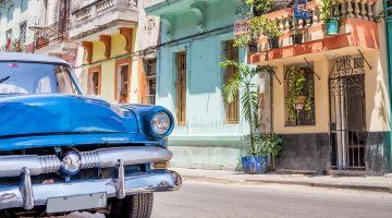 Cheap Flights to Havana