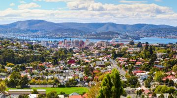 Cheap Flights to Hobart