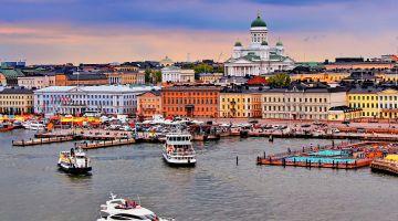 Cheap Flights to Helsinki